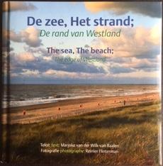 Zee, het strand de rand van Westland